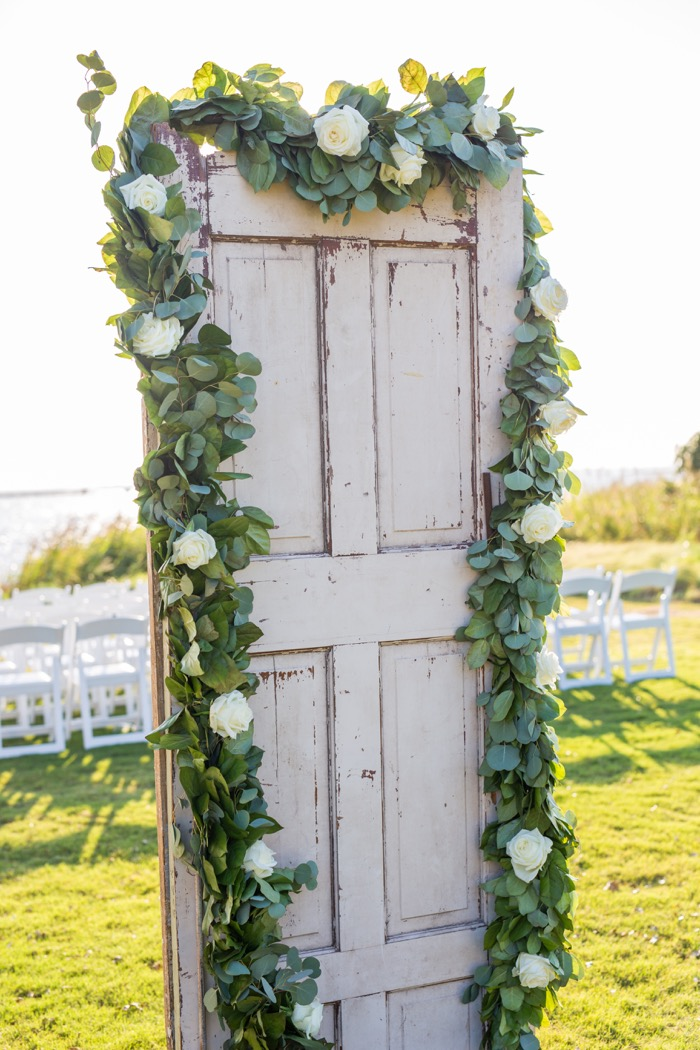 currituck club wedding decoration