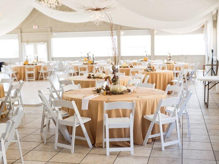 sanderling resort reception