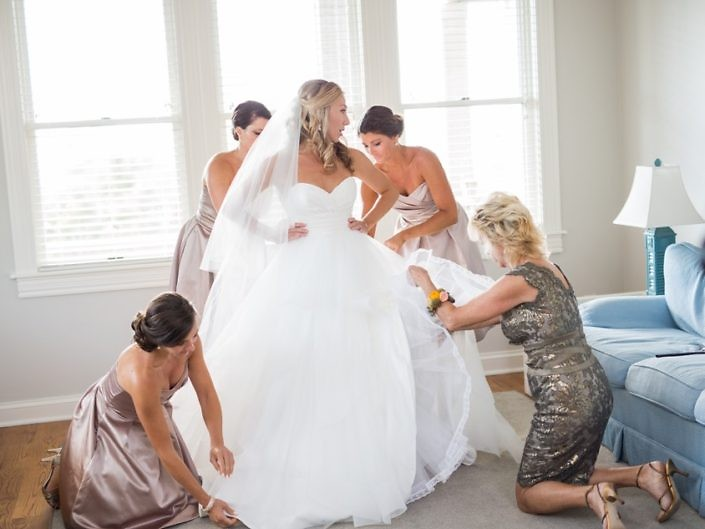 sanderling resort wedding bride