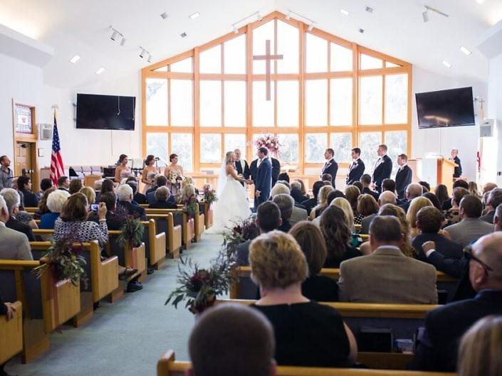 sanderling resort wedding reception
