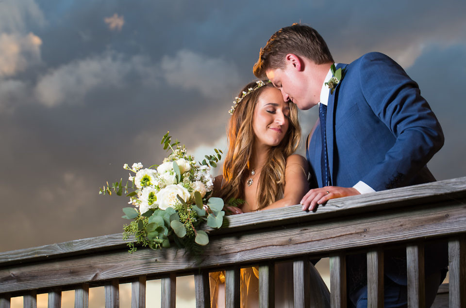 Sewell Wedding - Sanderling Resort Wedding